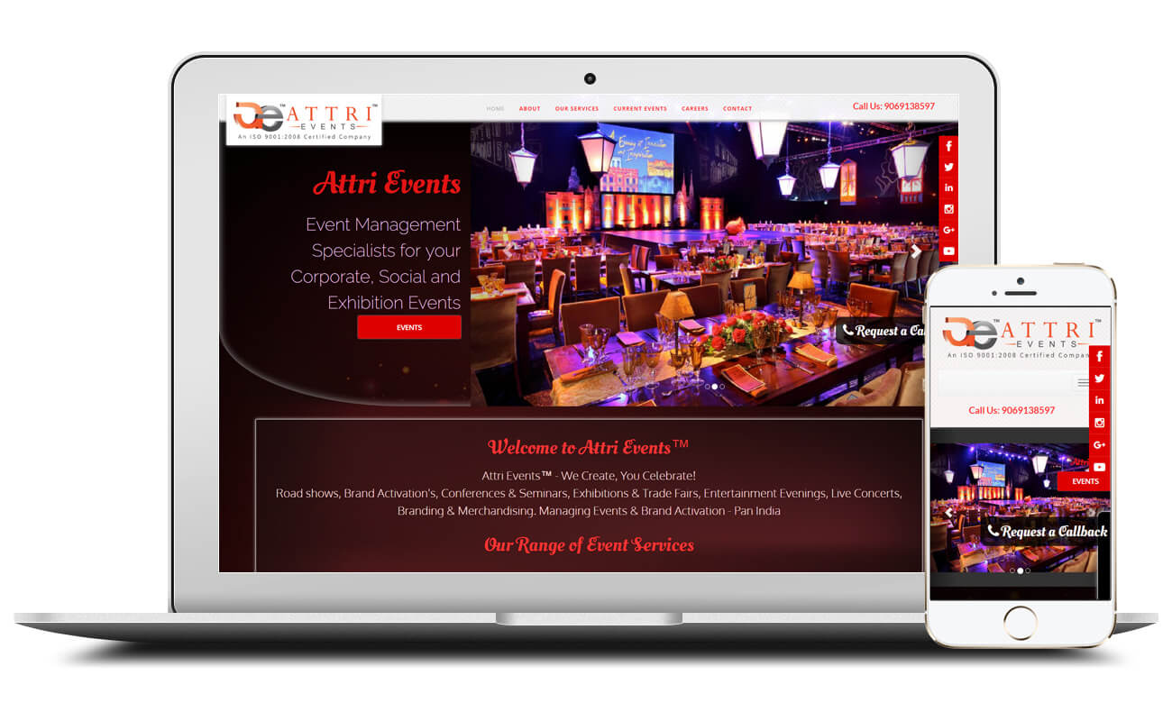 Customer Example - Attri Events
